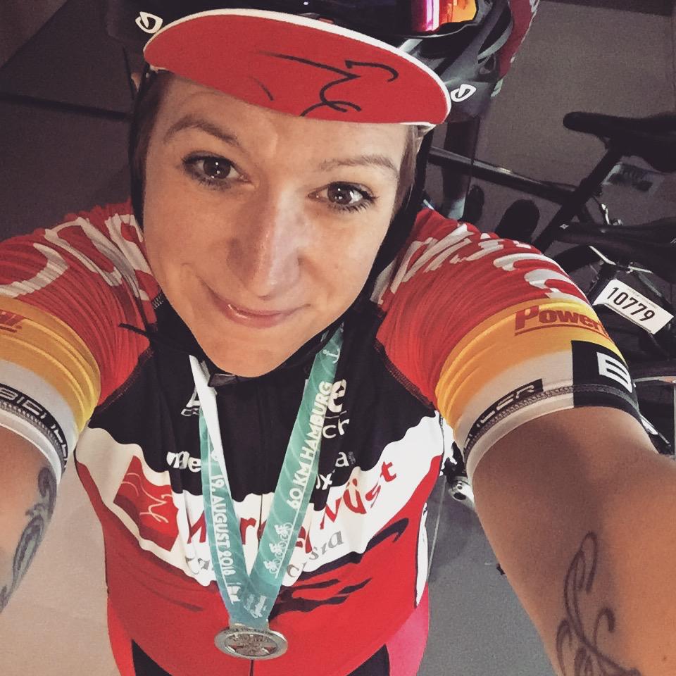 Tanja ney Mental Coach Sport Mentoring Köln Cyclassics