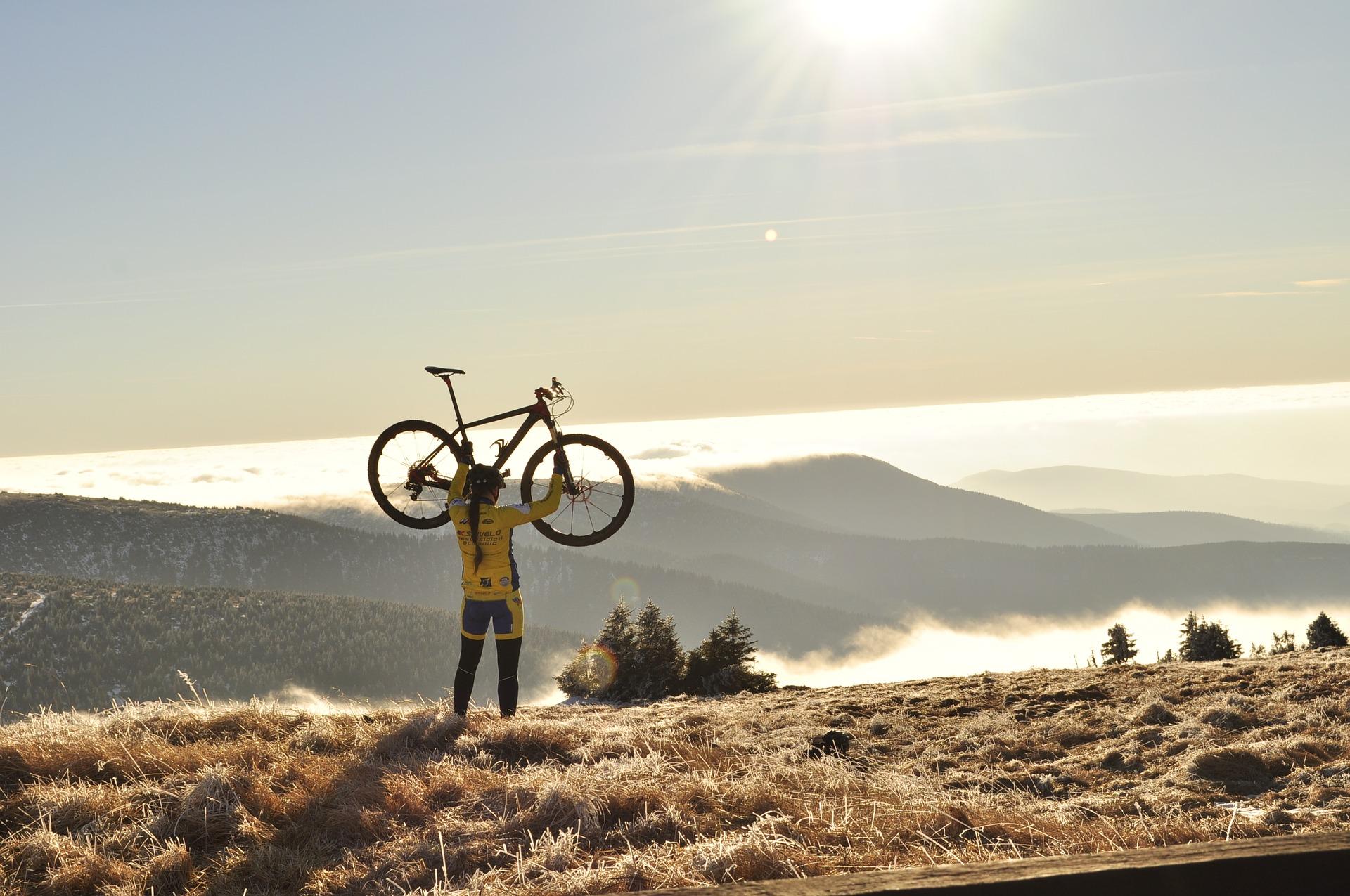 Tanja ney Mental Coach Sport Mentoring Köln Cycling Ziele