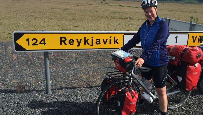 Tanja ney Mental Coach Sport Mentoring Köln Cycling Iceland Island