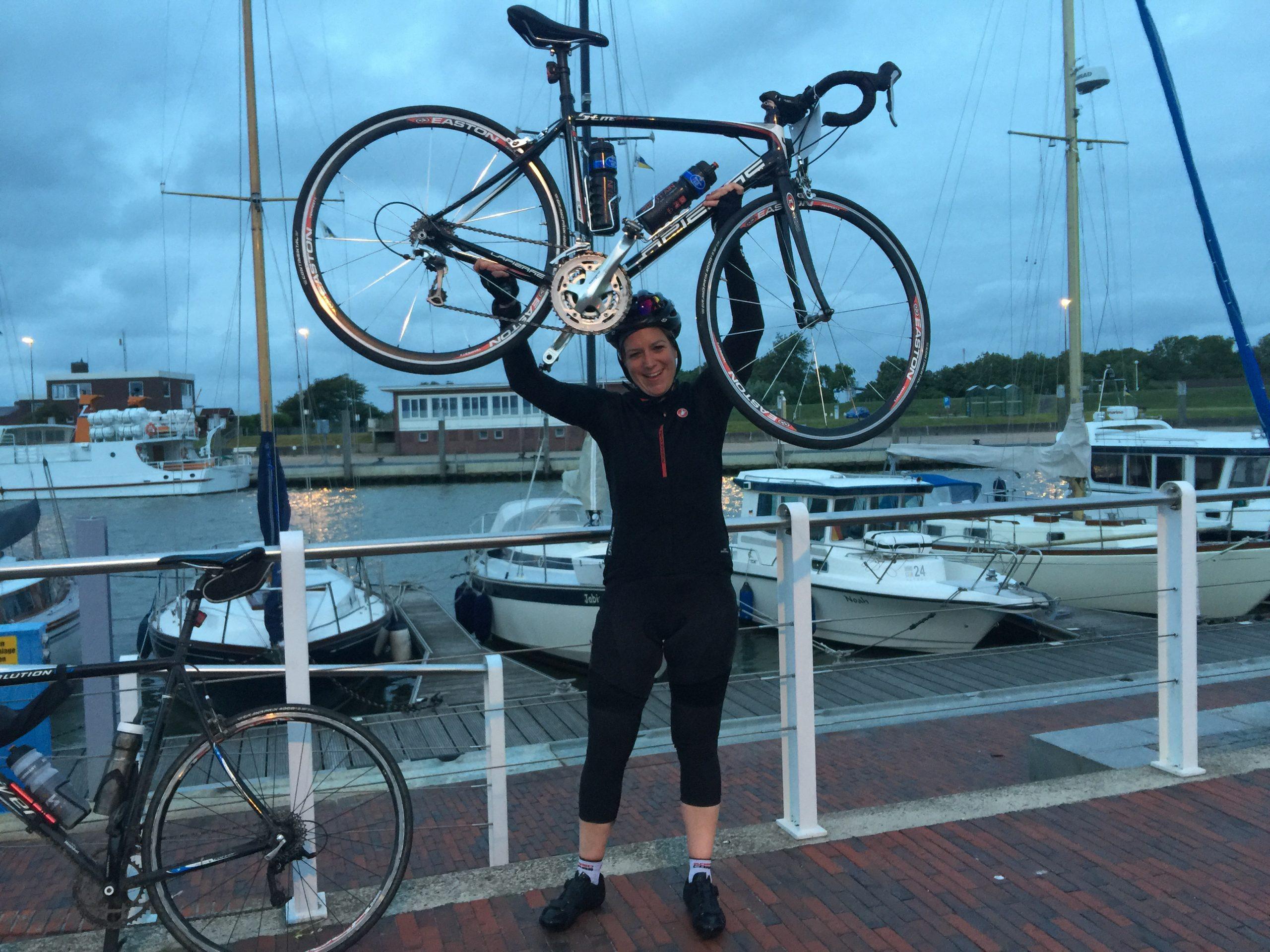 Tanja ney Mental Coach Sport Mentoring Köln Radmarathon