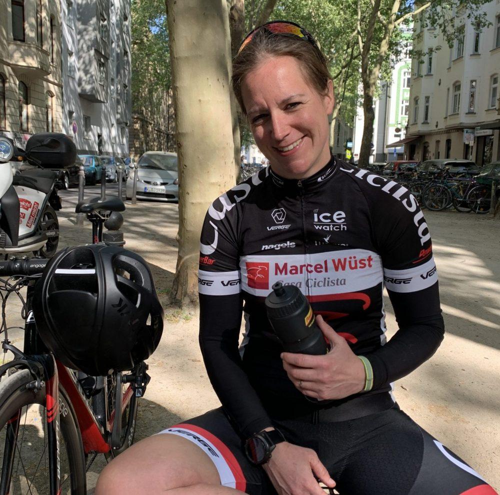 Tanja ney Mental Coach Sport Mentoring Köln Cycling