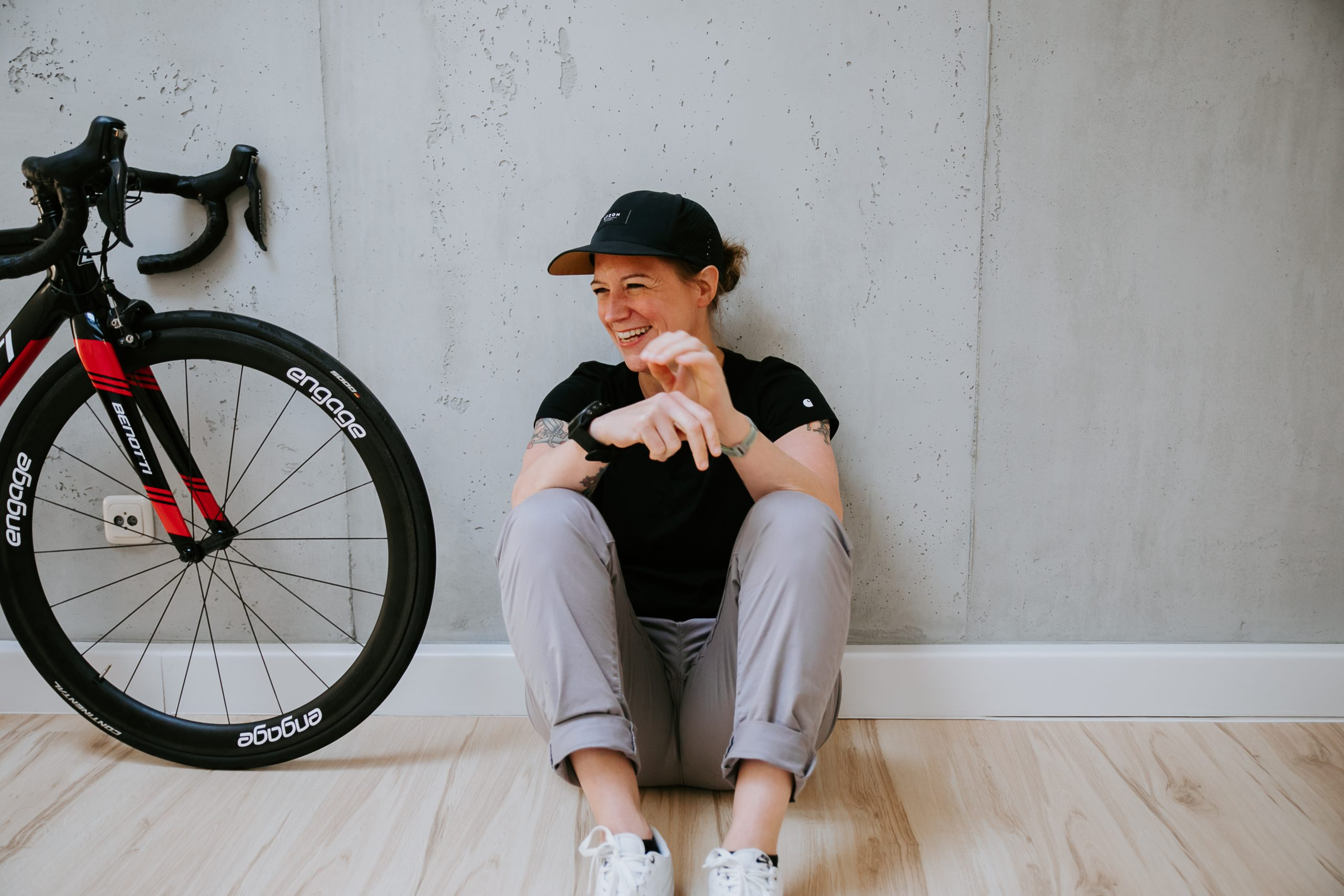 Tanja ney Mental Coach Sport Mentoring Köln Cycling Marathon
