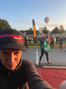 Tanja Ney Challenge Roth Triathlon Raceday Volunteer